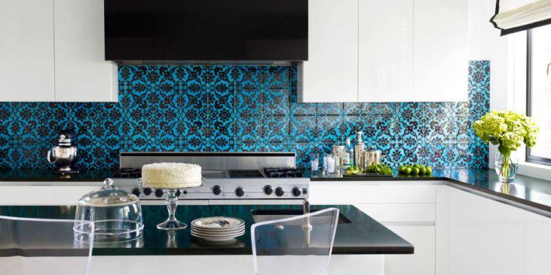Thiết kế nội thất nhà bếp chung cư hoàn thiện