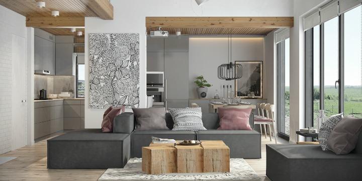 Trang trí nội thất cho căn hộ chung cư