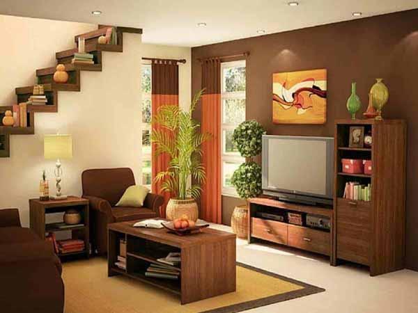Mẫu trang trí nhà đẹp bằng gỗ mang lại sự tươi mới