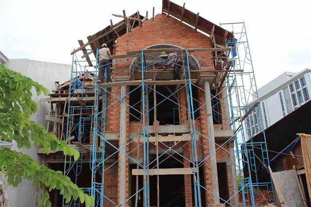 Cẩm nang xây dựng nhà phố tiết kiệm nhất