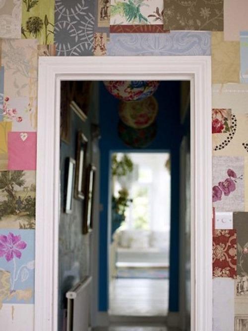 Tổng hợp những mẫu trang trí nhà đẹp cùng giấy dán tường