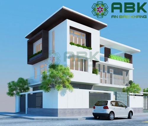Ngắm nhìn mẫu thiết kế nhà biệt thự 3 tầng hiện đại đẹp  M19