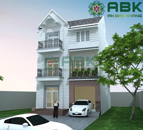 Cách tính diện tích xây dựng nhà