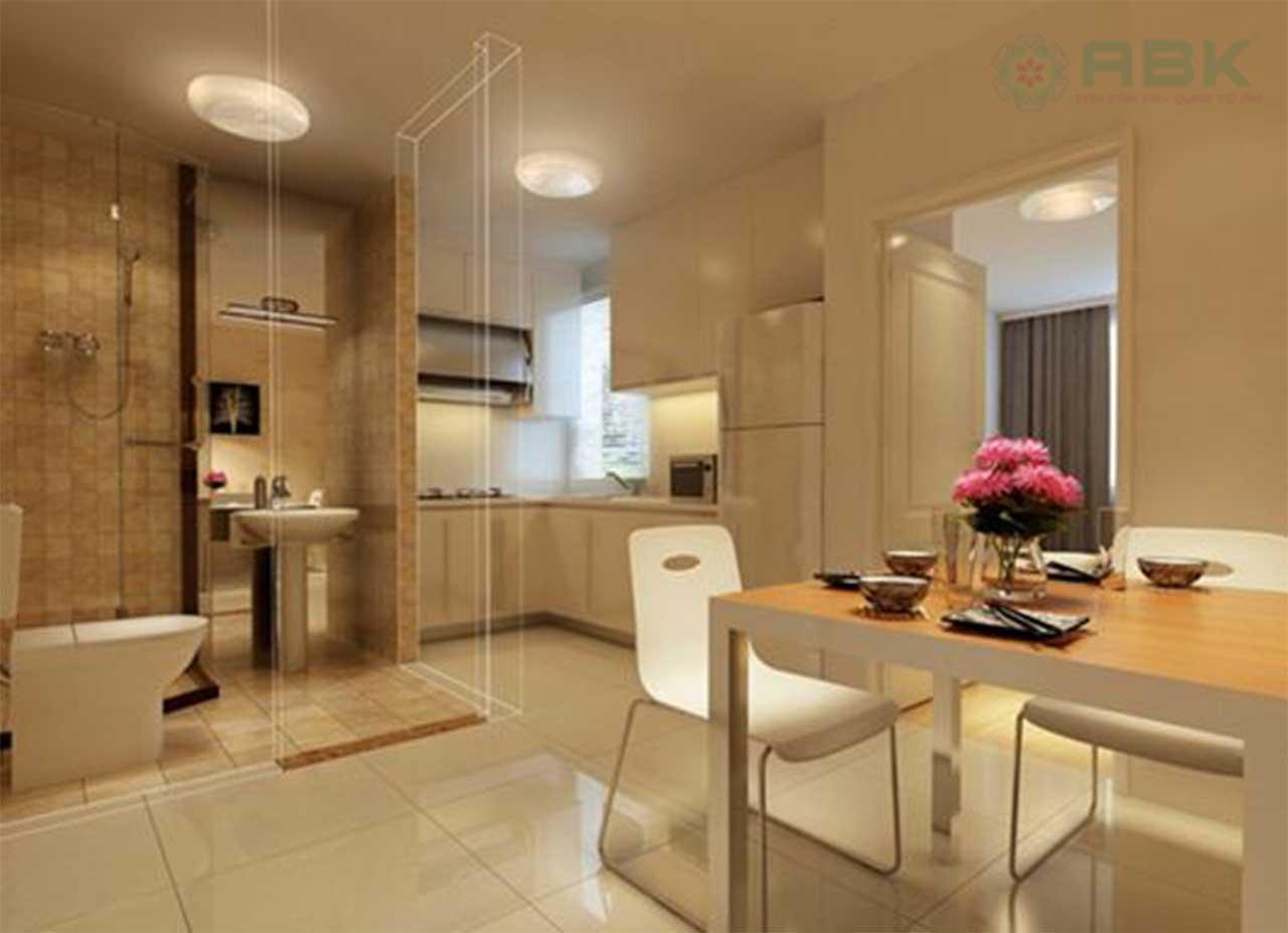 Tư vấn thiết kế phong thủy nhà bếp và nhà vệ sinh hợp lý nhất