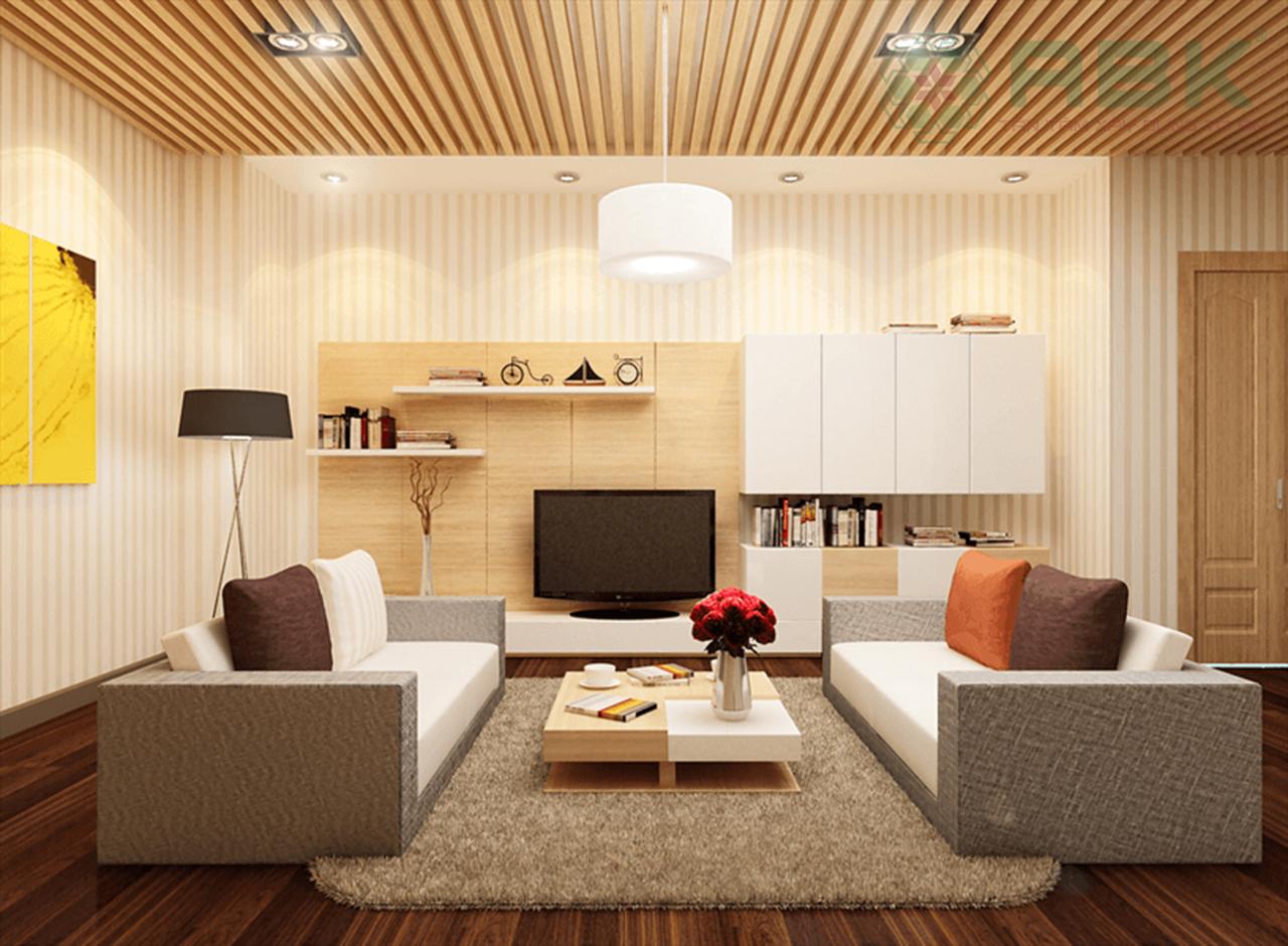 Lý do nên thuê dịch vụ thiết kế và thi công nội thất chung cư trọn gói