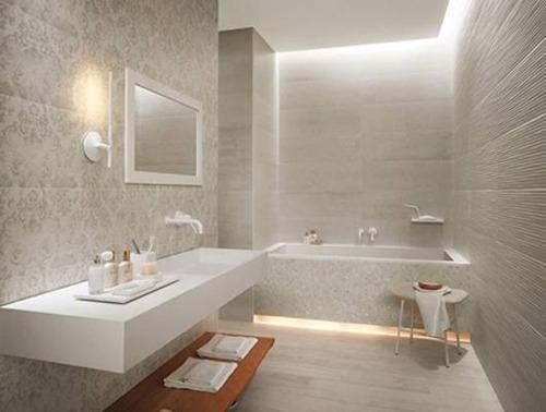 Lựa chọn những mẫu nội thất nhà tắm chung cư đẹp