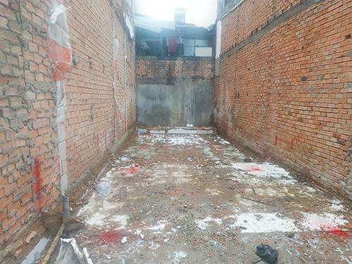 quy trình xây dựng nhà phố