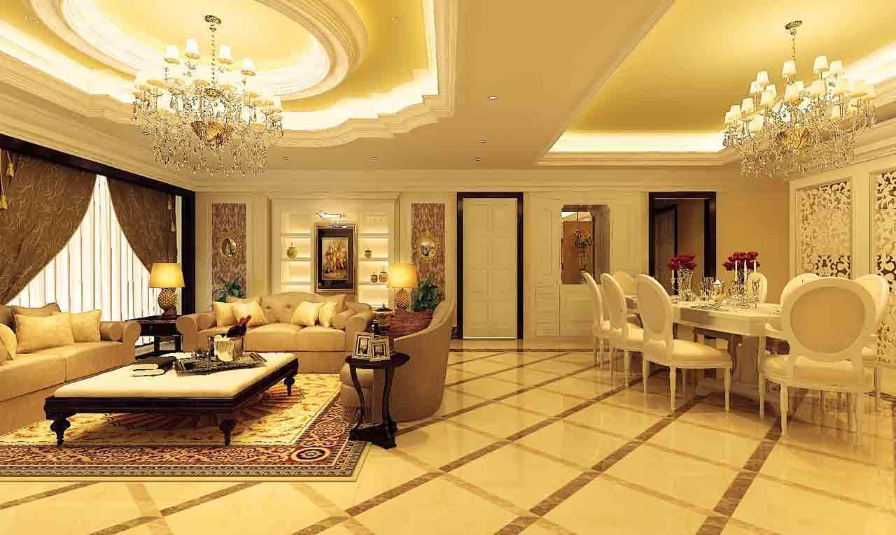 Giá thiết kế nội thất nhà phố