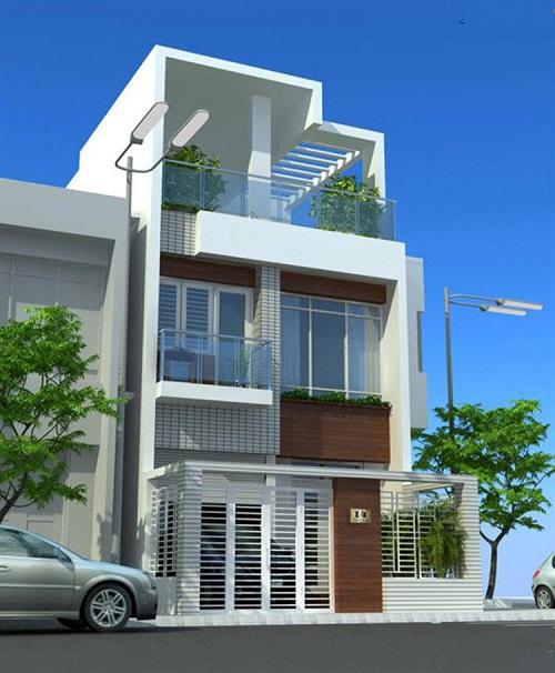 Chi phí thiết kế xây nhà 100m2 3 tầng