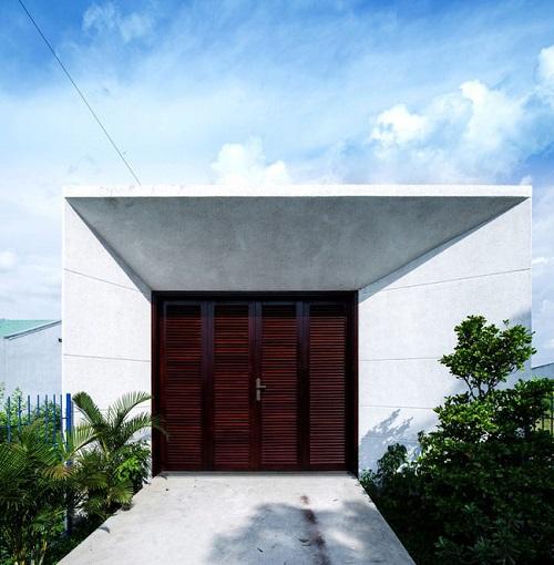 Căn nhà ở Vĩnh Long lấy cảm hứng từ hang Sơn Đoòng nổi tiếng báo Mỹ
