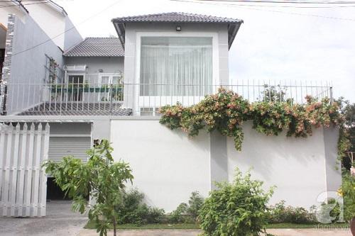 Mẫu thiết kế ngôi nhà vườn rộng 200m2 độc đáo tại TP.HCM