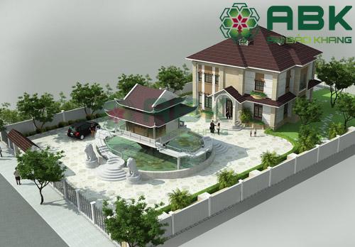 Đơn giá thiết kế xây dựng nhà tại Quận Tân Bình