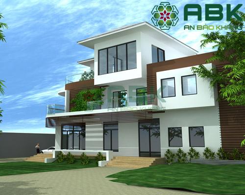 Chi phí xây nhà trọn gói tại Huyện Bình Chánh
