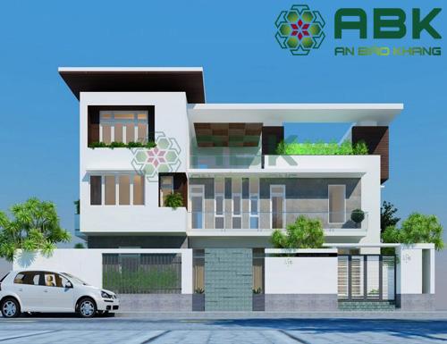 Ngắm nhìn mẫu thiết kế nhà biệt thự 3 tầng hiện đại đẹp