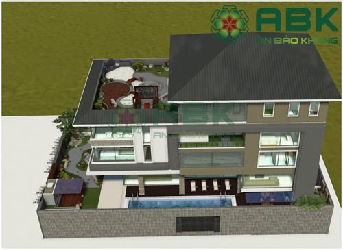 Nhà thầu nhận thiết kế xây nhà trọn gói tại quận 7