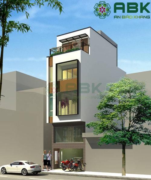 Chi phí thiết kế xây dưng nhà tại huyện Bình Chánh