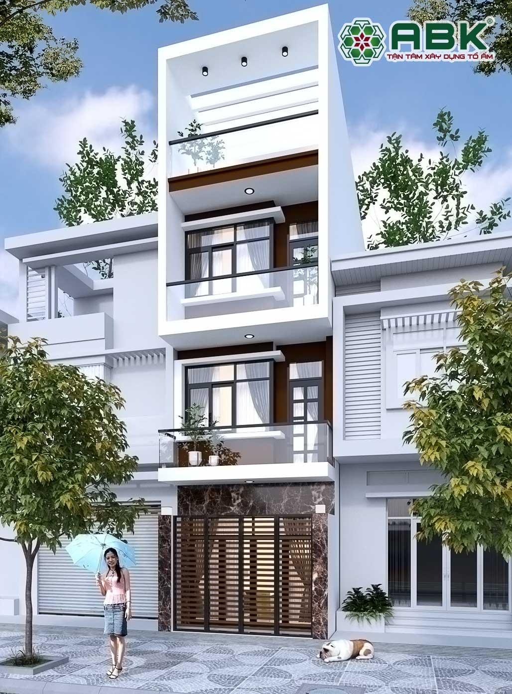 Chi phí xây dựng nhà 3 tầng