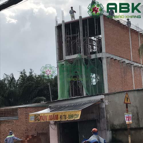 Xây dựng nhà 4 tầng