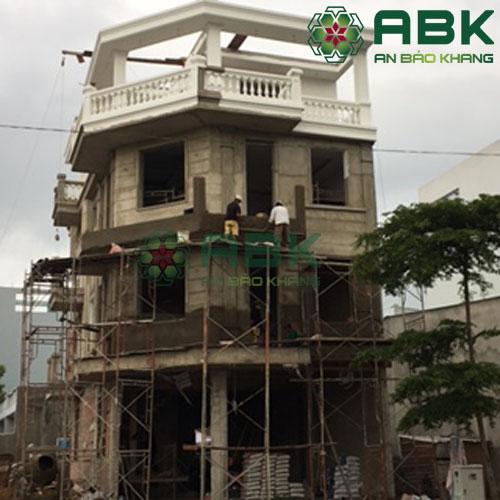 Xây dựng nhà biệt thự 4 tầng