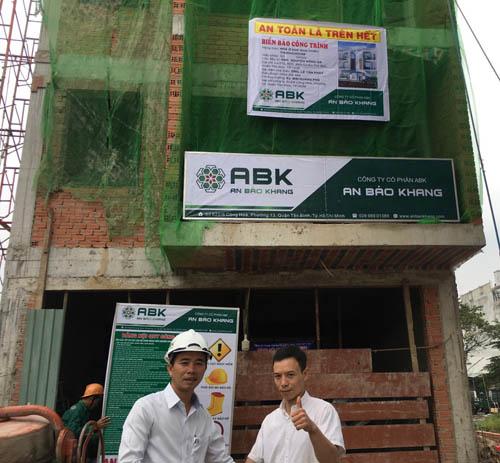 Xây dựng nhà 4 tầng nhà anh Hà Quận Thủ Đức