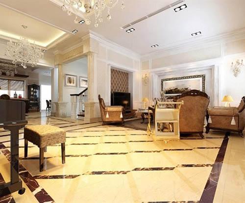 Choáng ngợp với thiết kế biệt thự 3 tầng đẹp lộng lẫy