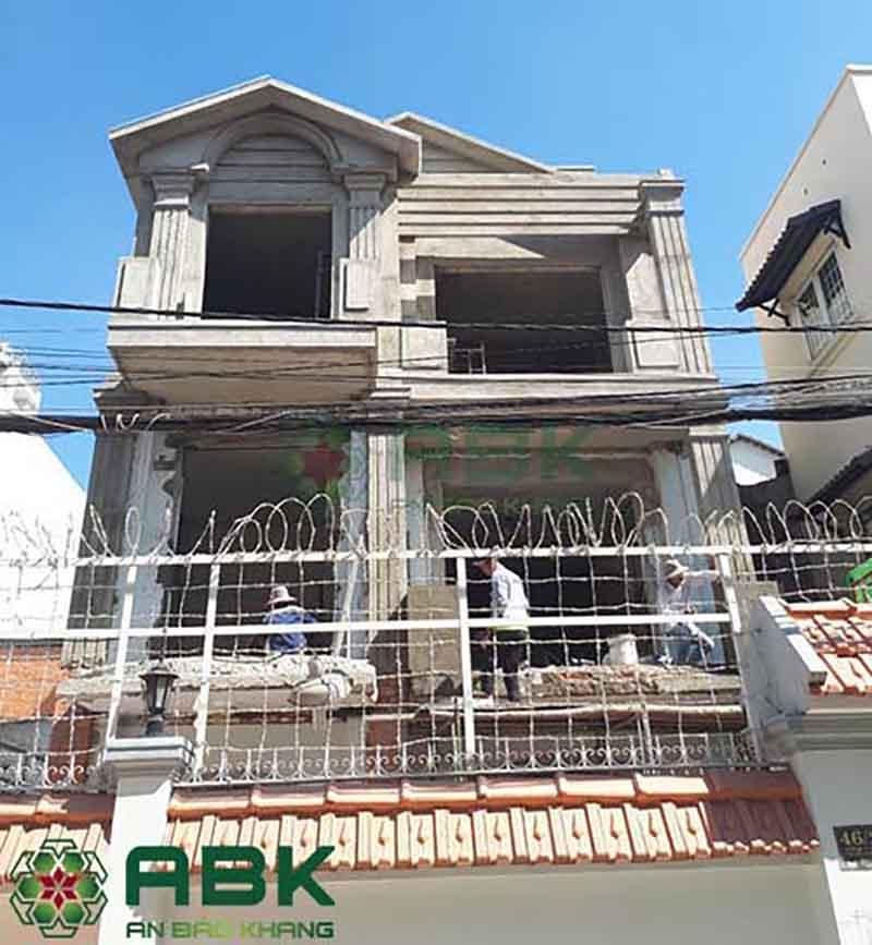 Sửa chữa nhà phố Thành nhà biệt thự phố