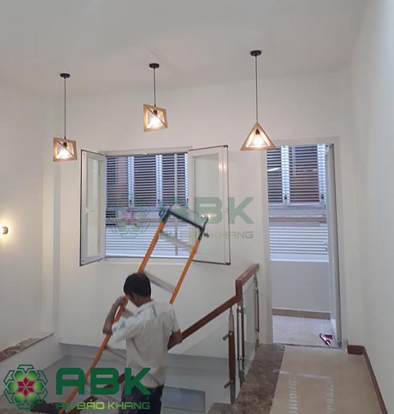Sửa chữa nâng tầng nhà Anh Khoa, Quận Tân Bình