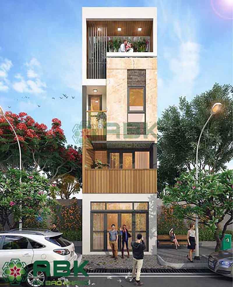 Đơn giá thiết kế xây dựng nhà tại quận 12