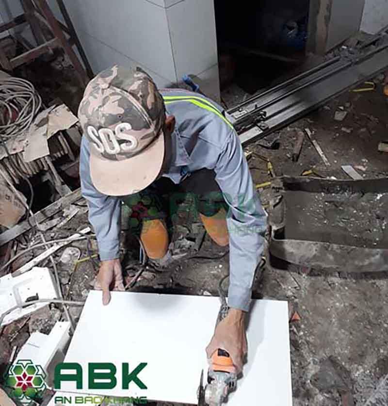 Bảng báo giá sửa chữa nhà mới nhất năm 2018