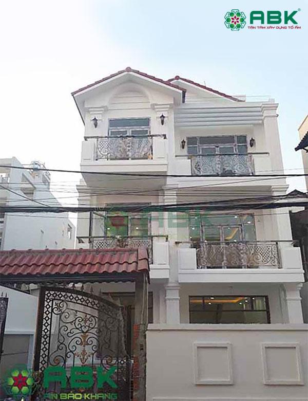 Sửa chữa nhà phố Thành nhà biệt thự phố nhà Anh Vĩnh Thủ Đức.