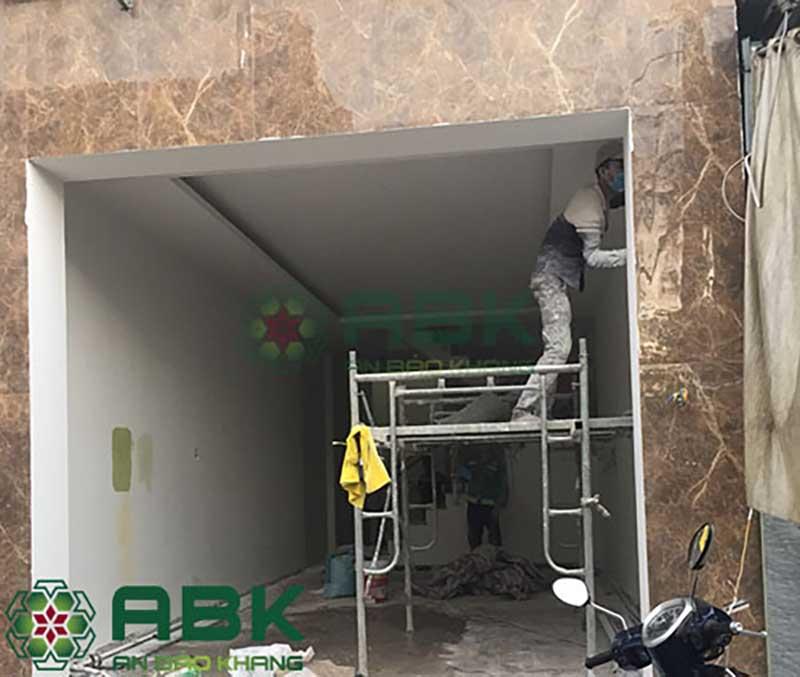 Đơn giá sửa chữa nhà 55m2 3 tầng