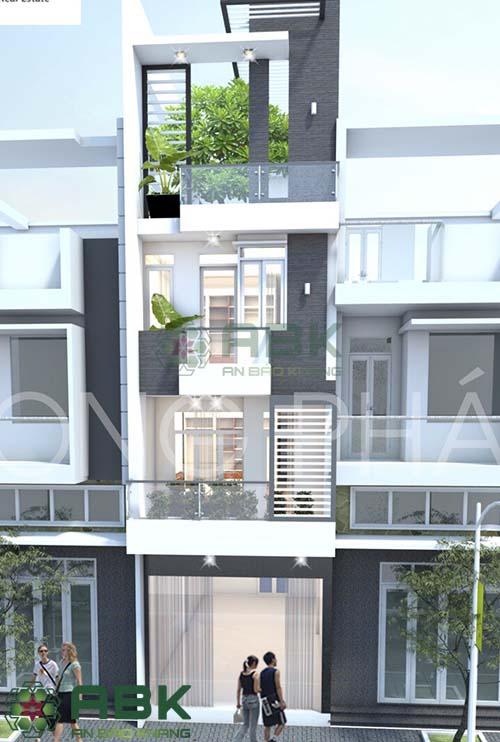 Đơn giá thiết kế thi công xây dựng nhà tại Quận 2