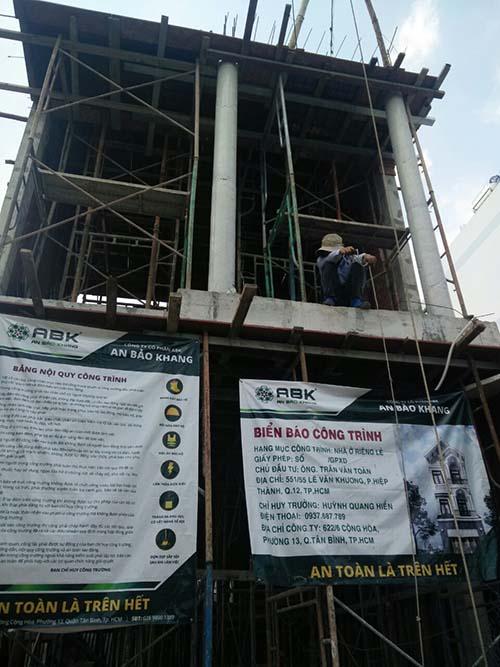 Xây dựng nhà 3 tầng