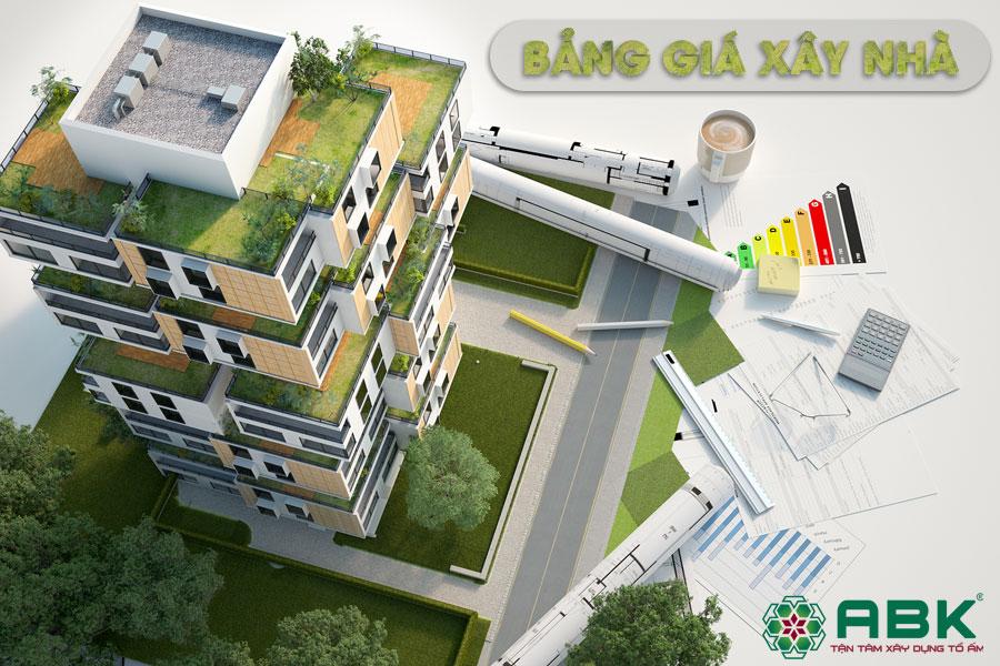 Đơn giá xây nhà tại Quận 3 của An Bảo Khang