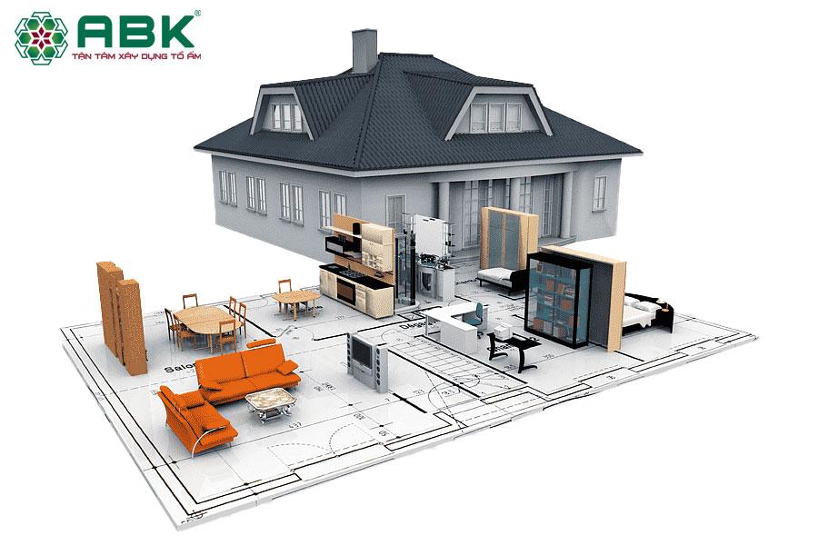 Các hạng mục thi công của An Bảo Khang khi xây dựng nhà tại Quận 2