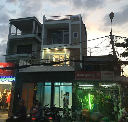 Xây nhà 3 tầng quận Gò Vấp