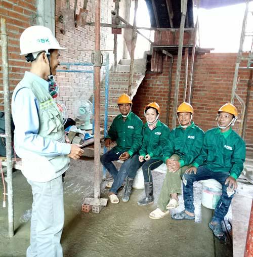 Hướng dẫn an toàn lao động