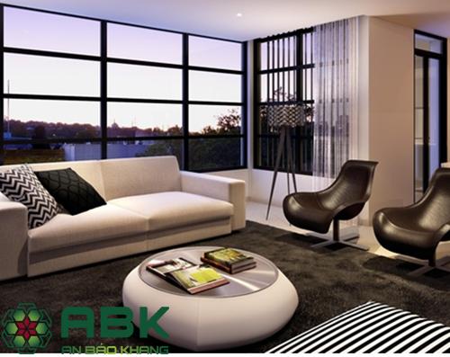 Cách bố trí nội thất phòng khách cho nhà 50m2