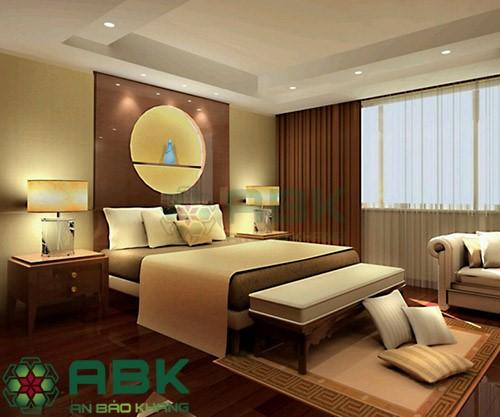 Cách thiết kế trang trí phòng ngủ dành cho vợ chồng son