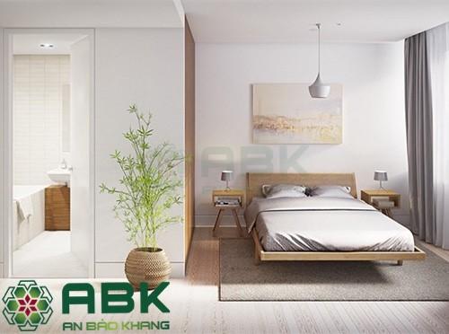 Cách thiết kế trang trí phòng ngủ giành cho vợ chồng son