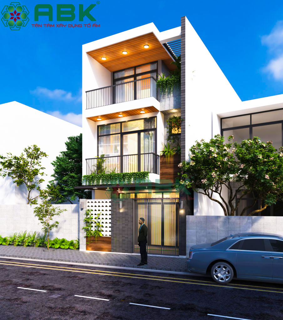 Cách đơn giá cho diện tích nhà 50m2tại quận Tân Phú