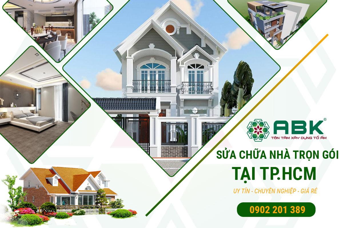 Công ty xây dựng nhà tại Quận Bình Tân uy tín