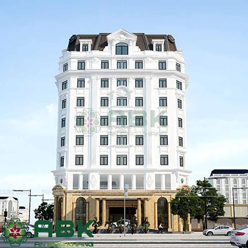 Những mẫu khách sạn 6 tầng bạn muốn sở hữu bằng được