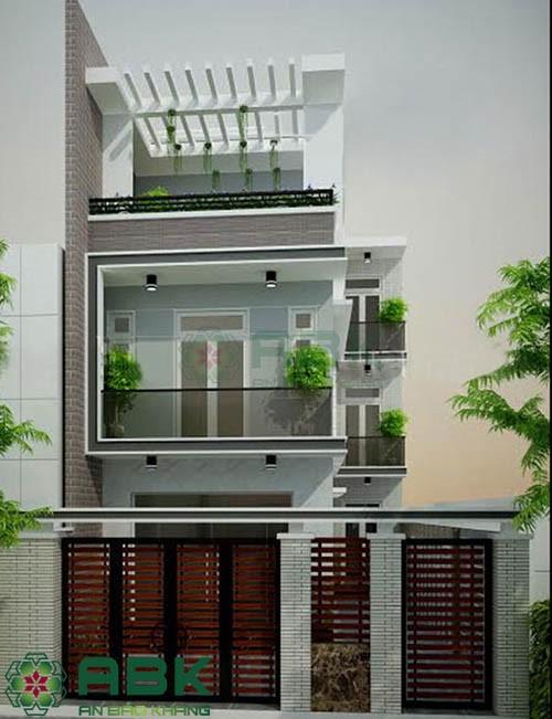 Với 1 tỷ 2 bạn có thể sở hữu những mẫu nhà phố đẹp riêng cho mình