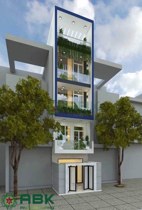 Những xu hướng thiết kế ngoại thất nhà phố mới nhất