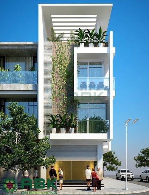 Chim ngưỡng những mẫu nhà phố 3 tầng đẹp nhất