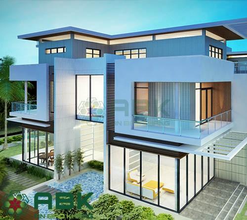 Nhà thầu thiết kế xây dựng nhà tại TP HCM