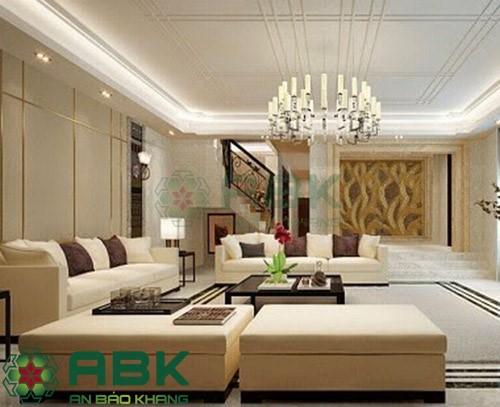 Cách lựa chọn bột trét tường nội thất đạt chuẩn chất lượng