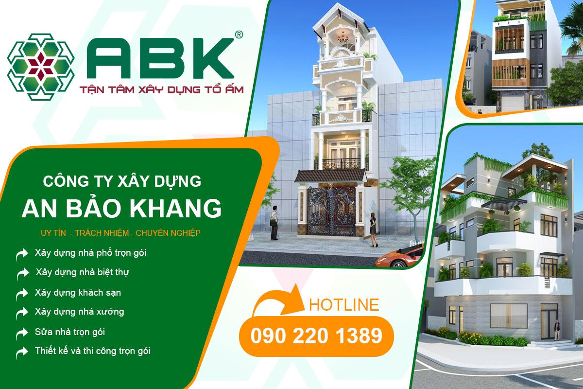 Công ty thiết kế xây dựng nhà tại TP HCM