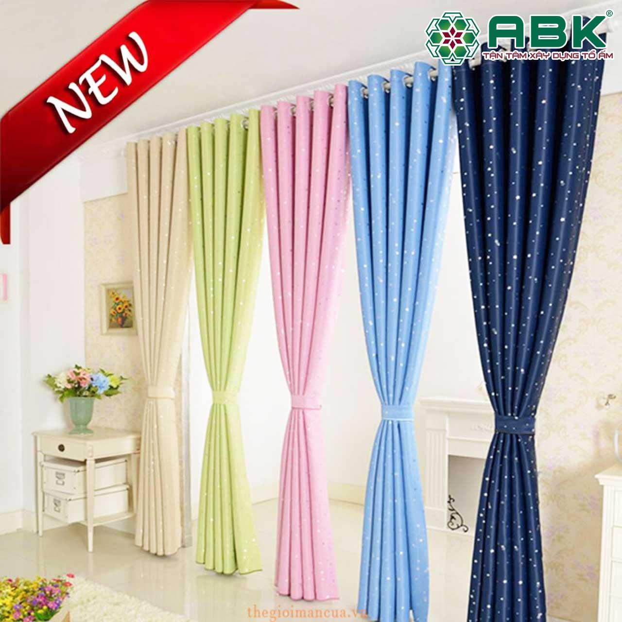 Những màu rèm cửa đẹp mang đến sự sang trọng cho ngôi nhà bạn